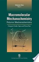 Macromolecular Mechanochemistry