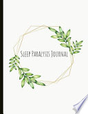 Sleep Paralysis Journal
