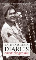 Latin America Diaries Book
