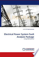 Electrical Power System Fault Analysis Package