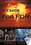 A Favor for Fdr Book