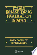 Early Phase Drug Evaluation in Man Book