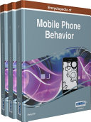Encyclopedia of Mobile Phone Behavior Pdf/ePub eBook