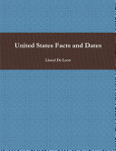 United States Facts and Dates