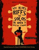 101 Blues Riffs   Solos in Open D Guitar Tuning