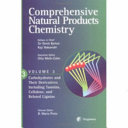 Comprehensive Natural Products Chemistry: Carbohydrates and their derivatives including tannins, cellulose, and related lignins