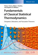 Fundamentals of Classical Statistical Thermodynamics