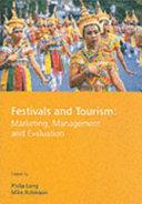 Festivals and Tourism