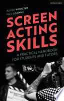 Screen Acting Skills Book PDF