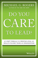 Do You Care to Lead