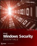 Microsoft Windows Security Essentials