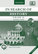 Books - In Search of History Grade 12 Teachers Guide | ISBN 9780199051571