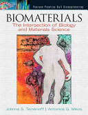 Cover of Biomaterials