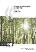 Études économiques de l'OCDE : Corée 2005 Pdf/ePub eBook