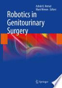 Robotics In Genitourinary Surgery Book PDF