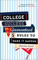 College Success Guaranteed