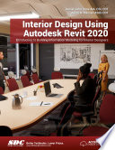 Interior Design Using Autodesk Revit 2020