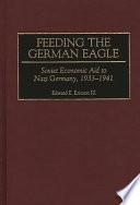 Feeding the German Eagle Book