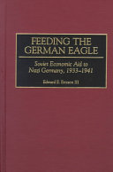Pdf Feeding the German Eagle