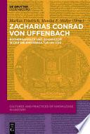 Zacharias Konrad von Uffenbach