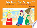 My First Pop Songs  Book 2