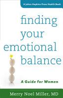 Finding Your Emotional Balance Pdf/ePub eBook