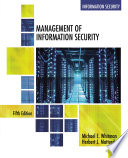 Management of Information Security Book