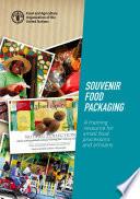 Souvenir food packaging
