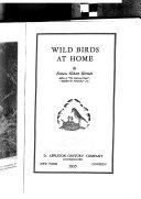Wild Birds at Home Book