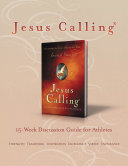 Jesus Calling Book Club Discussion Guide for Athletes