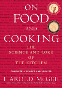 On Food and Cooking [Pdf/ePub] eBook