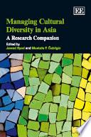 Managing Cultural Diversity in Asia