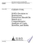 Clean Coal Book PDF