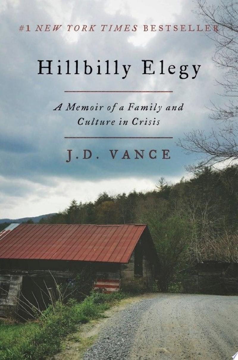 Hillbilly Elegy banner backdrop