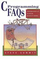 C Programming FAQs Book