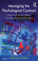 Managing the Psychological Contract Book