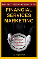 Pdf The Professional's Guide to Financial Services Marketing Telecharger