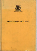 The Finance Act  2001
