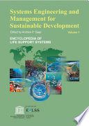 Systems Engineering and management for Sustainable Development - Volume I