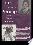Race  Racism and Psychology Book PDF