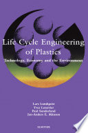 Life Cycle Engineering of Plastics