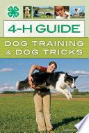 4 H Guide to Dog Training   Dog Tricks Book PDF