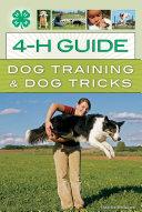 4-H Guide to Dog Training & Dog Tricks