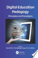 Digital Education Pedagogy