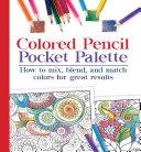 Colored Pencil Pocket Palette