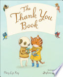 The Thank You Book Book PDF