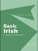 Basic Irish: A Grammar and Workbook
