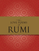 The Love Poems of Rumi Book PDF