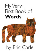 My Very First Book of Words Book PDF