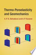 Thermo Poroelasticity and Geomechanics
